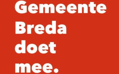Breda wordt een toegankelijke stad voor iedereen