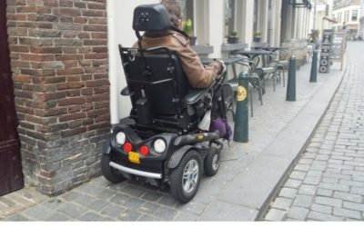 Breda genomineerd voor de European Acces Award 2019