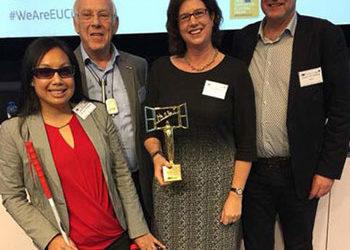 Breda wint de European Acces Award 2019