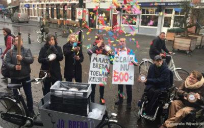 Actie, actie, actie! Awarenessdag Breda maakt ondernemers toegankelijker