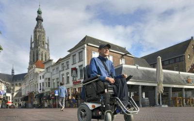 Ik help Breda toegankelijker te maken