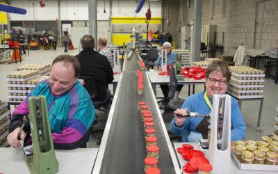 Subsidie werkplekken voor mensen met beperking