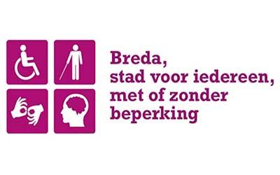 Corona terrassen in Breda geschouwd