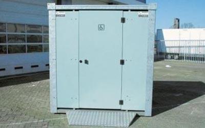 Extra toegankelijke toiletten in coronazomer