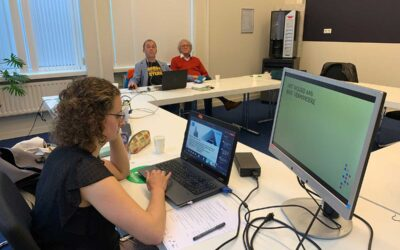"""Webinar """"Internet bijeenkomst zonder beperkingen"""" goed bezocht"""